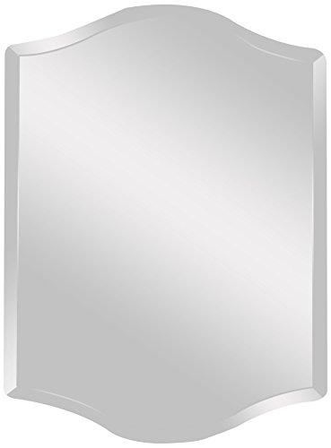 "Spancraft Glass Wesminster Beveled Mirror, 22"" x 30"""