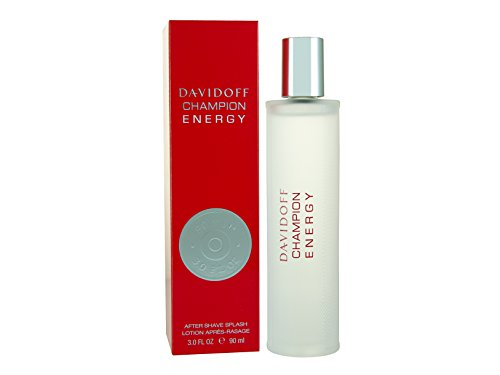 Davidoff Champion Energy - After Shave , 1er Pack (1x 90 ml)