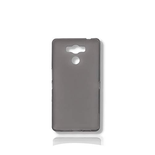 GOGODOG Elephone P9000 Hülle Hülles Cover Vollständige Abdeckung Ultra dünn Matte Anti-Rutsch Kratzen Beständig Softshell (Grau)