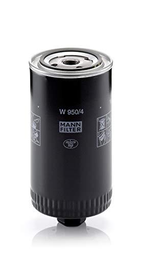Original MANN-FILTER Ölfilter W 950/4 – Für PKW und Nutzfahrzeuge