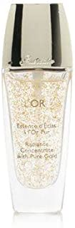 L'Or Radiance Concentrate with Pure Gold Makeup Base by Guerlain for Unisex - 1.1 oz Concentrate
