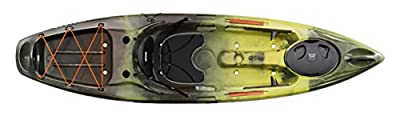 9350495031 Perception Kayak Pescador Moss Camo Angling Kayak from Confluence Kayaks