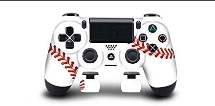 Baseball Playstation 4 PS4 Dual Shock 4 Wireless Custom Controller (Baseball)