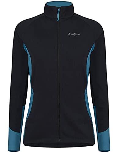 MONTURA thermic - Camiseta para mujer MMAM10W 8125, color azul noche azul, ideal para actividades al aire libre como senderismo, senderismo, escalada, esquí, turquesa, S