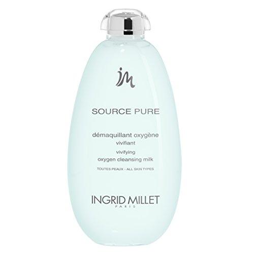 Beauté Ingrid Millet Source Pure Démaquillant oxygène, émulsion de nettoyage 400 ml