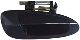 2002-2006 Nissan Altima Rear Black Outside Outer Exterior Door Handle Right Passenger Side (2002 02 2003 03 2004 04 2005 05 2006 06)
