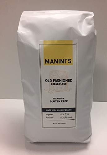 Maninis Gluten Free, Flour Old Fashioned Bread, 80 Ounce