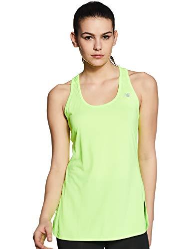 New Balance Accelerate Tunic Camiseta de Tirantes, Mujer,...