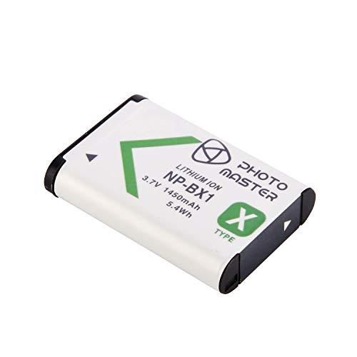 dsc-h400 1000mah dsc-wx350 reemplaza: np-bx1 Bateria Sony Cyber-shot dsc-hx60