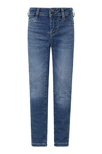 Marc O' Polo Kids Mädchen Jeanshose Jeans, Blau (Light Blue Denim|Blue 0014), (Herstellergröße:110)