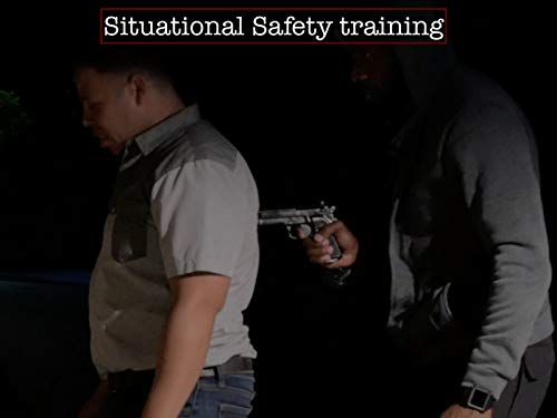 Situational Safety training Scenario 1 (ATM Attacker)