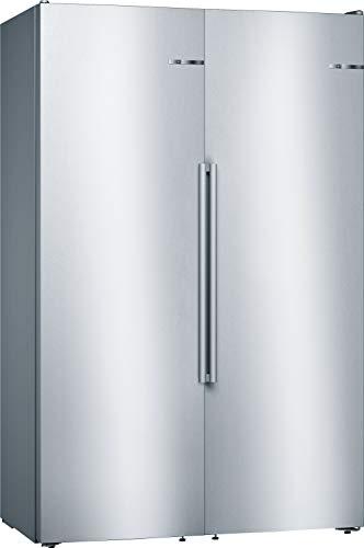 Bosch KAF95PI3Q Europäischer Side-by-Side/A++ / 186 x 120 cm / 321 kWh/Jahr/inox-antifingerprint / 300 L Kühlteil / 242 L Gefrierteil/NoFrost/VitaFresh pro