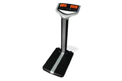 Accuro DBW100 Waist Level Digital Medical Scale, 500 lb./227kg Capacity, Calculates BMI