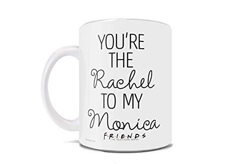 You're The Monica To My Rachel Friends-Themed Mug