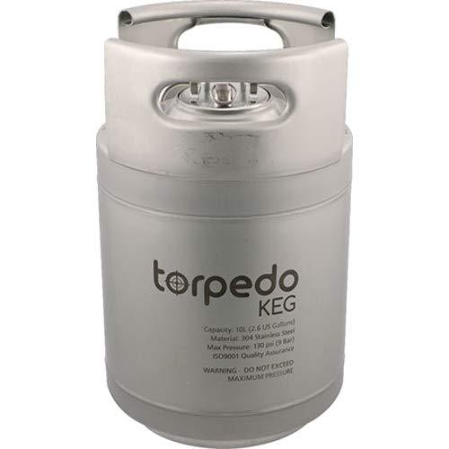 Torpedo Keg - 2.5 Gal