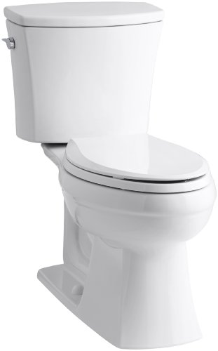 KOHLER K-3754-0 Kelston Comfort Height Two-Piece...