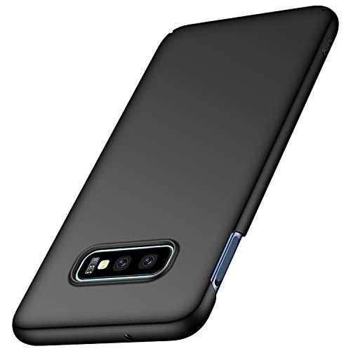 UCMDA - Cover Ibrida per Galaxy S10e, Antiurto, per Samsung Galaxy S10 Lite / S10E, Colore: Nero