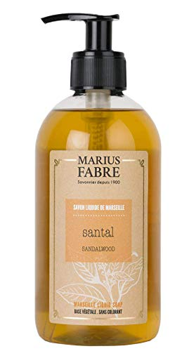Marius Fabre 'Herbier' : Flüssigseife Sandelholz , 400 ml