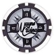 Batman's Wayne Casino Collectors Edition $1 Poker Chip Gray Colored Variant