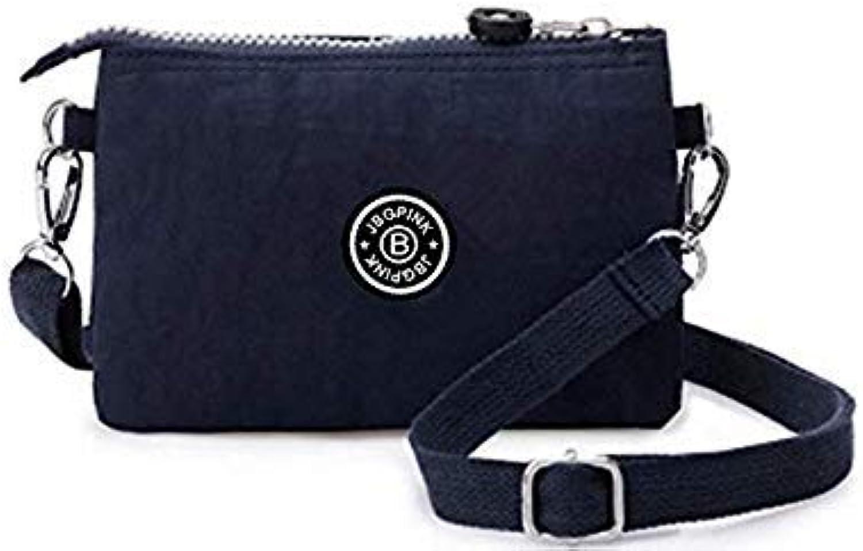 Bloomerang Women Waterproof Nylon Messenger Bags Fashion Female Shoulder Bags Bolsa Feminina Purse Handbags Designer Bolsas Free delivery color 3