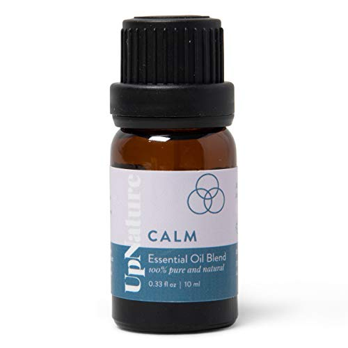 Check Out This Calm Stress Relief Essential Oil Blend - Anxiety Essential Oil - 100% Pure, Premium Q...