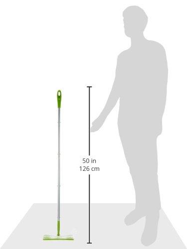 【Amazon.co.jp限定】スリーエム(3M)フロアワイパー組立型ドライシート無添加厚手3枚スコッチブライトFW-TSBA