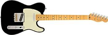 Fender American Professional II Telecaster MN Black w/Hardshell Case