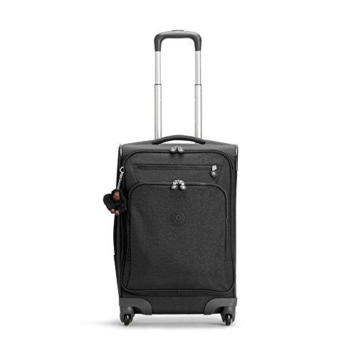 Kipling Youri Spin 55, Hand Luggage, 55 cm, 33 liters, Black (True Black)