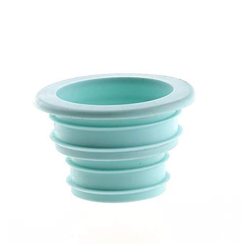 abbybubble Tubería de alcantarillado Control de plagas Desodorante Anti-Olor Anillo de Sellado de Gel de Silicona Lavadora Drenaje del Piso de la Piscina Tapón de Sellado Trampa de Agua