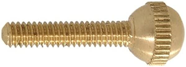 Amazon Com B P Lamp 8 32 Brass Ball Head Thumb Screws 3 4 Thread Length Home Kitchen