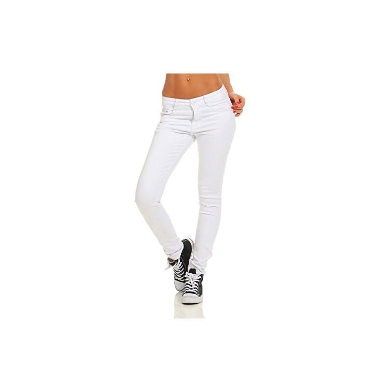 Fashion4Young 4345 Damen Hose