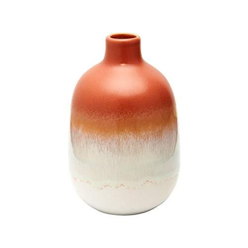 Sass & Belle Mojave Glaze Bruin Vaas