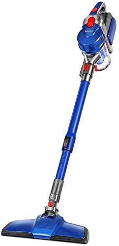 Perfect Zhoumei 2 In 1 Vacuum Cleaner8 KPa 150W Swivel Ultra lichtgewicht snoer Stick VacuumStrong Zuig Handheld Stick Veelzijdige stofzuiger zonder stofzak for Vloer Vloerbedekking Car Pet Hair