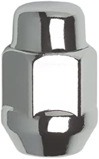 Gorilla Automotive 91138 Acorn Bulge Lug Nuts - 12-Millimeter by 1.50 Thread Size - Box of 100