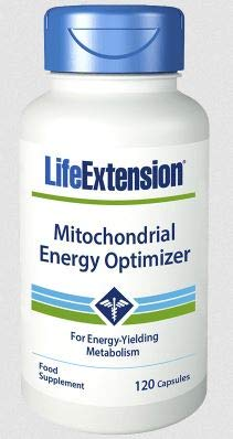 Life Extension, Mitochondrial Energy Optimizer, 120 vegetarische Kapseln