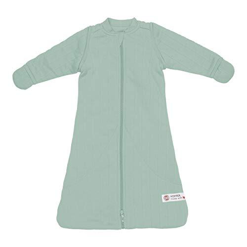 Lodger Baby Slaapzak Effen - Groen - 50/62