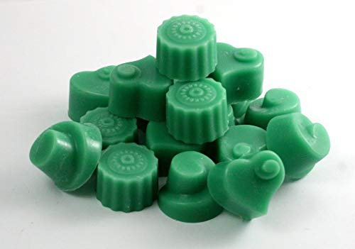 Handmade Premium Quality Highly Scented Wax Melts. 10 x 5g Melts in each pack (Christmas Tree)