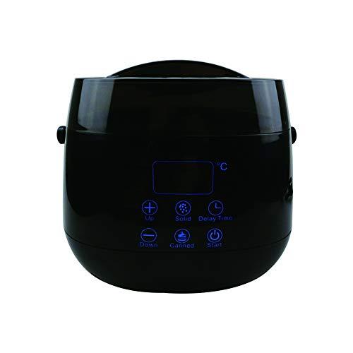 Hot Wax Warmer Hair Removal Wax Machine met Smart Touch Button anti-aanbaklaag Pan smelten Wax Heater voor Persoonlijke Haarverwijdering Huidverzorging