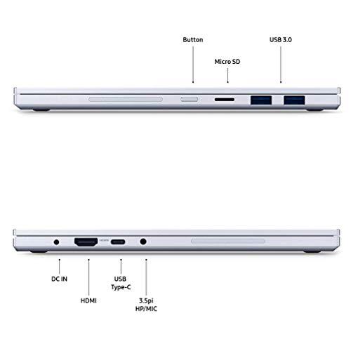Compare Samsung Galaxy Book Flex Alpha (Samsung Galaxy Book Flex Alpha) vs other laptops