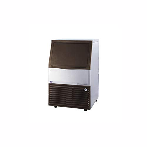 QWERTOUY Eismaschine Industrie kleine Flocke Eiswürfel Maschine für zu Hause