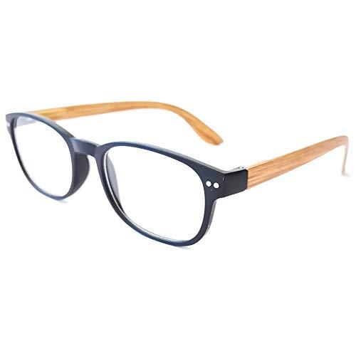 Dames leesbril heren leesbril moderne vorm en kleuren licht veerbeugel anti-slip oppervlak