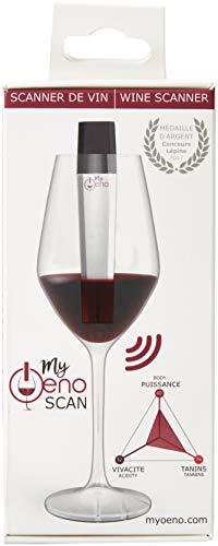MyOeno Il Sommelier connesso Chi Analizza il vino che ti gusta. L'accessorio indispensabile per tutti gli amanti dei vini.