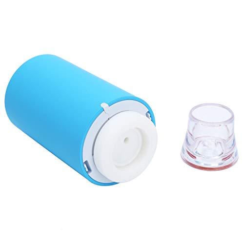 Bomba de compresión eléctrica portátil azul del sellador al vacío de la compresión, para el almacenamiento casero de la comida