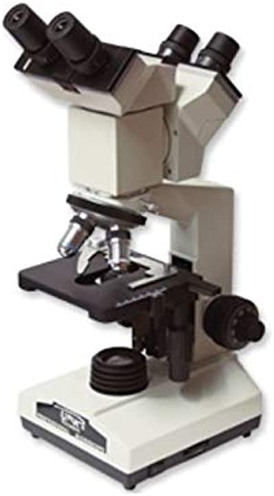 Microscopio a doppia testa ura 204 HBC007