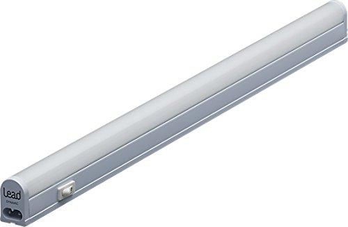 LED Unterbauleuchte |50.3cm | neutralweiß | LED Lichtleiste 7W | extrem hell -550 Lumen | bis 12 Meter nahtlos erweiterbar | geeignete Lampe für die Küche, hinter Möbel, im Werkraum