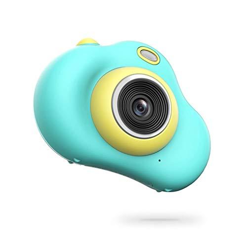 PSG Adecuado for la fotografía de los niños Niños portátil Mini cámara de vídeo Digital cámara de Fotos niños de los niños Juguetes educativos Juego de la cámara Toma la Foto Estudio (Color : White)