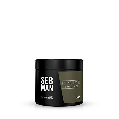 SEB MAN - The Sculptor - Argile Minérale au Fini Mat - 75ml