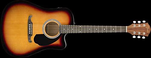 Fender FA-125CE SB- Westerngitarre