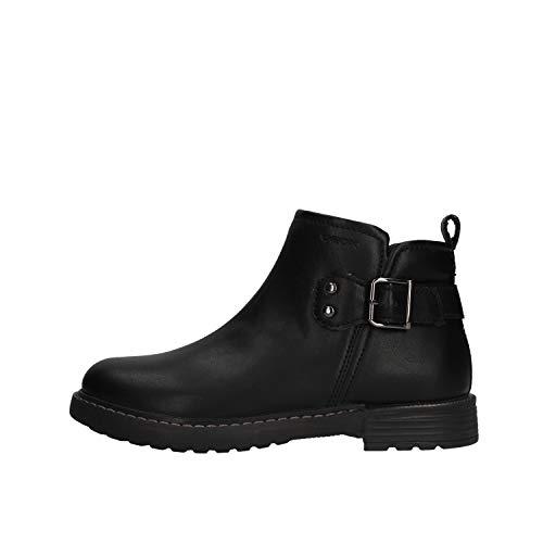 GEOX J ECLAIR GIRL Enkellaarzen/Low boots meisjes Zwart Laarzen