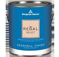 Regal Select Waterborne Interior Paint - Eggshell(549)